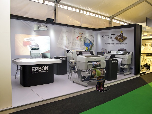 Epson Feria Exponor - Chile