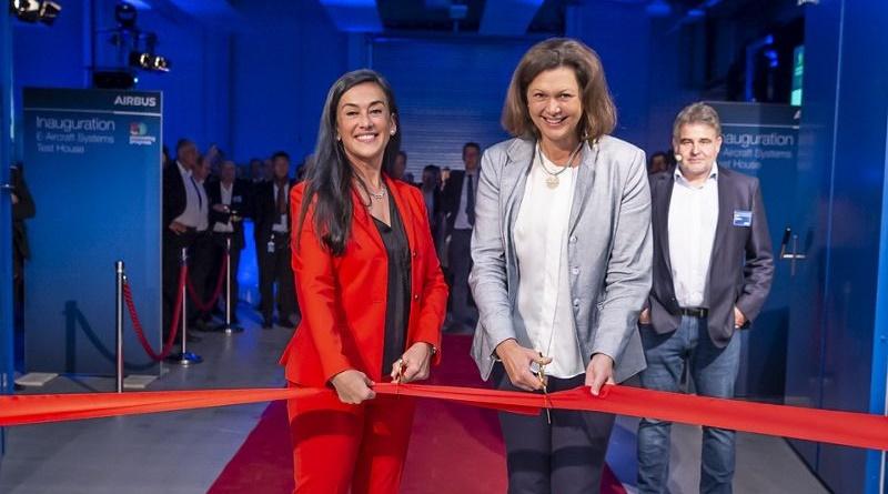 Airbus EAS-Opening-Grazia-Vittadini-Ilse-Aigner