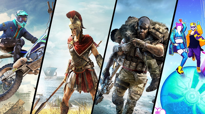 Ubisoft Games - Google Stadia