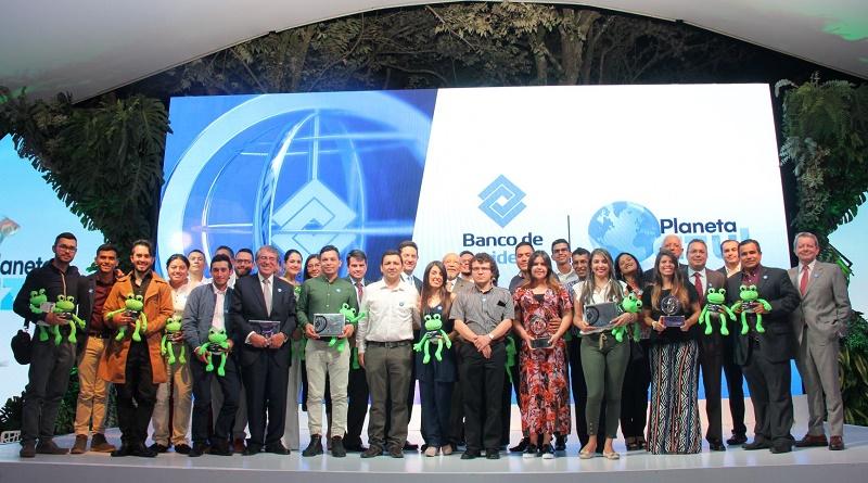 Premio Planeta Azul del Banco de Occidente