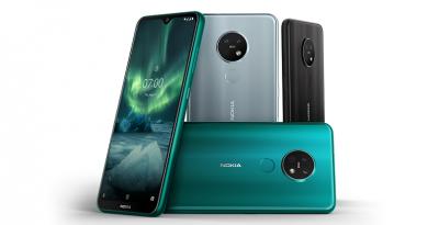 Nokia 7.2 colors