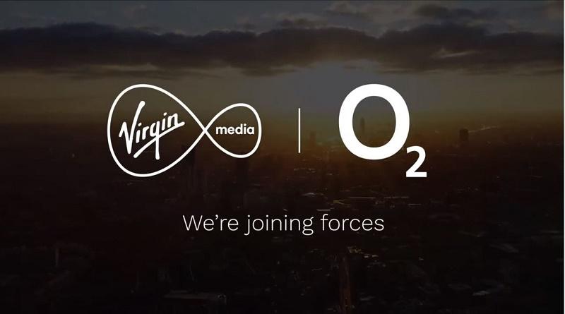 Acuerdo O2 Virgin redes