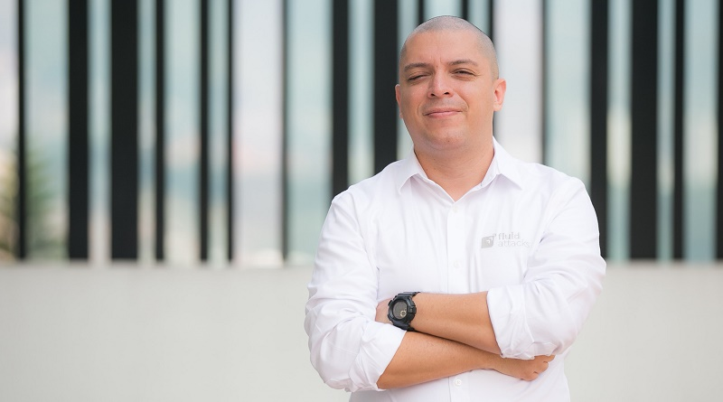 Andrés Roldán, Lead Security Architect de Fluid Attacks.