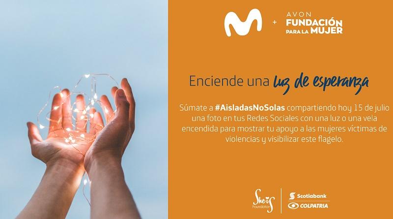 #aisladasnosolas