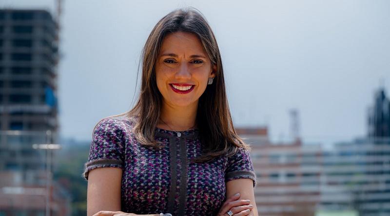María Fernanda Quiñones, presidenta ejecutiva CCCE
