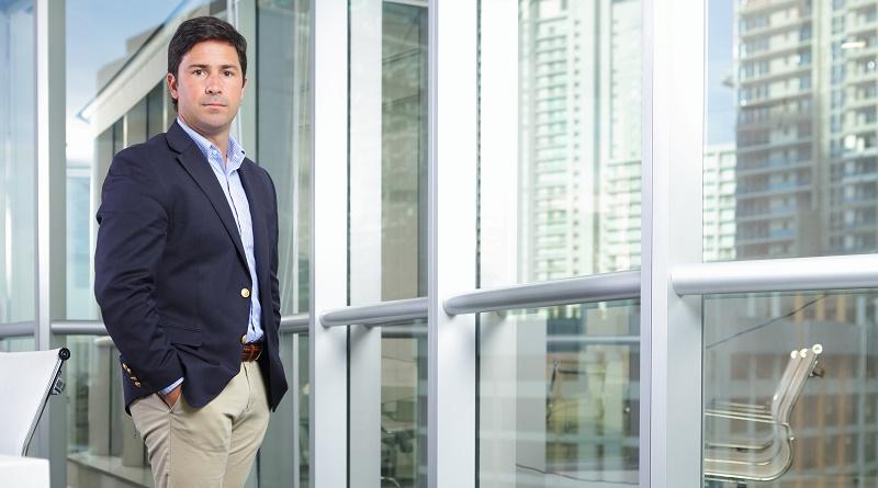 Sebastián Jasminoy, CEO de Fluvip ...