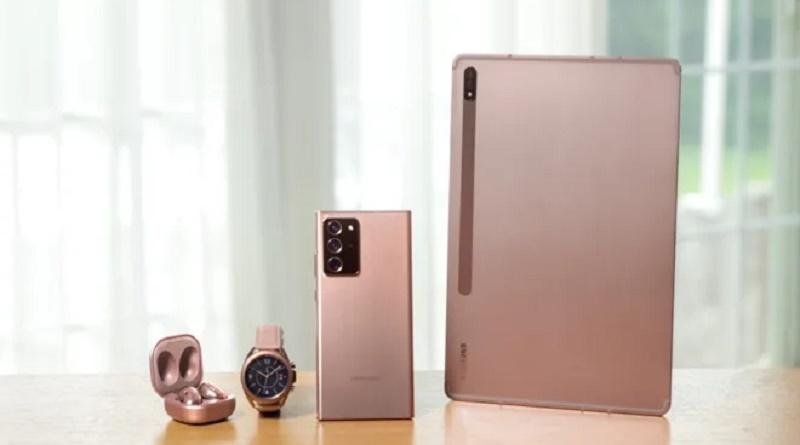 Samsung Unpacked Agosto 2020