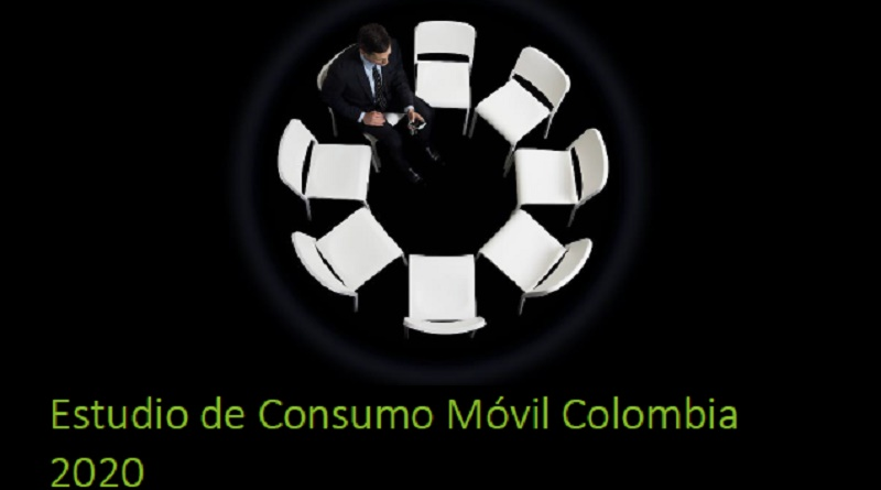 estudio de consumo movil colombia 2020