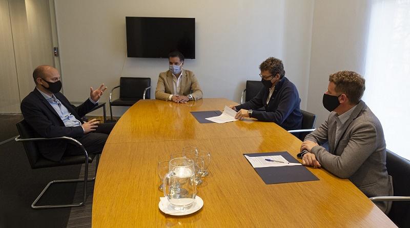 Buenos Aires firmó un convenio con Bumeran para difundir el trabajo colaborativo en pandemia
