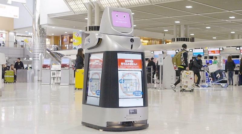 Panasonic prueba sus robots de servicio autónomos en la estación Takanawa Gateway de Tokio
