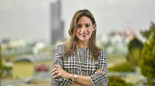 María Fernanda Quiñones, presidenta ejecutiva CCCE ....