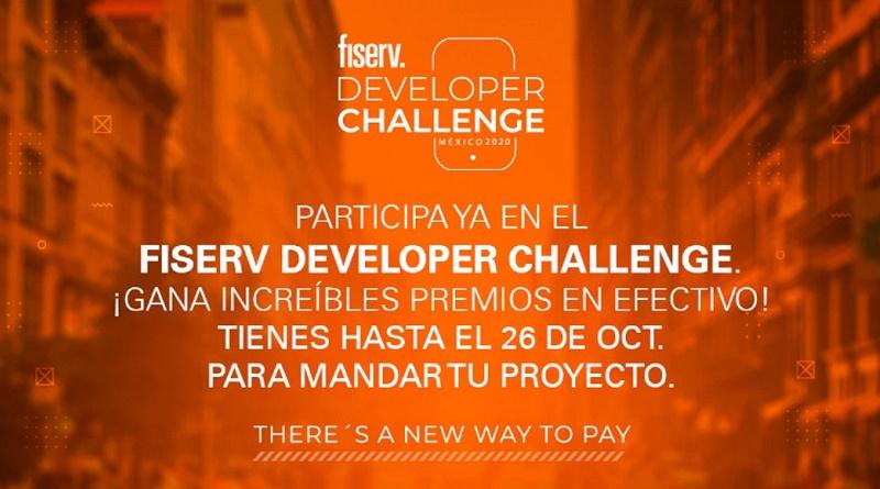 Fiserv developer challenge mexico 2020