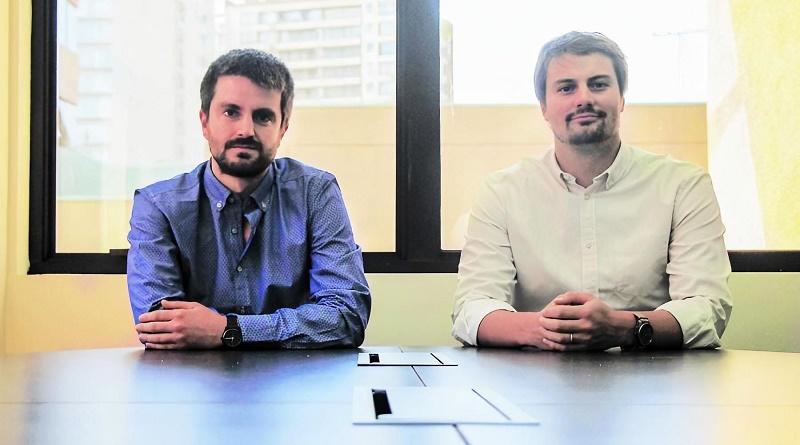 Matias Stâger & Ryan Kerr - Cofundadores de QueSeguro.co