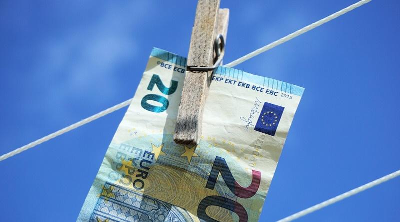 euro lavado de dinero