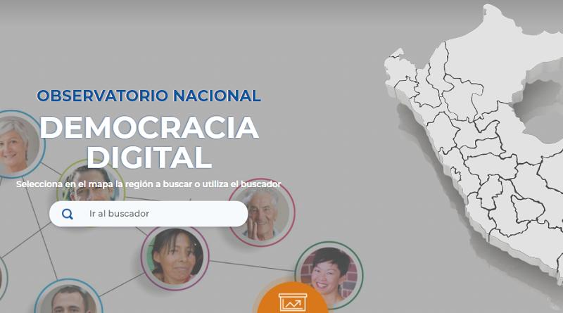Premio Nacional Democracia Digital