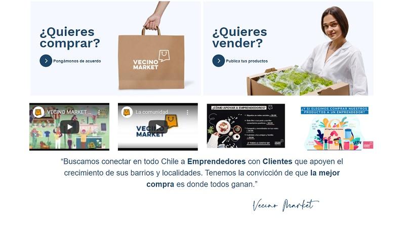 Vecino Market Chile