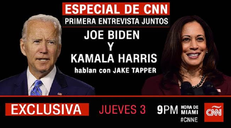 Jake Tapper entrevista en exclusiva