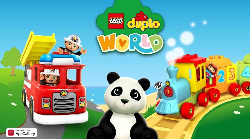 LEGO DUPLO WORLD