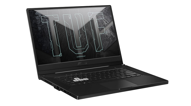 The all-new ASUS TUF Dash F15 puts powerful gaming in a super-sl