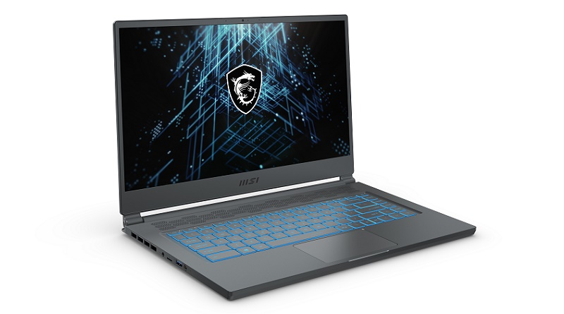 The new MSI Stealth 15M is the thinnest and lightest 15-inch gam