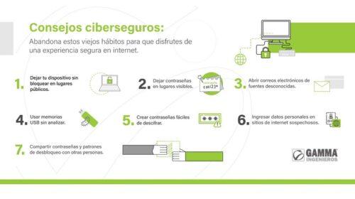 Consejos ciberseguros