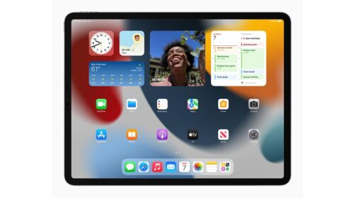 Apple_iPadPro-iPadOS15-springboard-widgets_060721