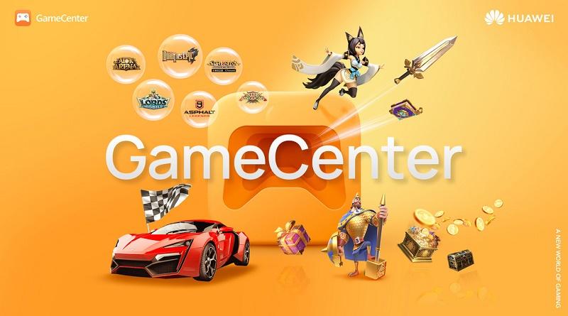 Huawei Game Center