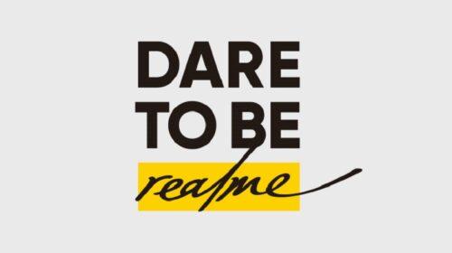 realme dare to be realme