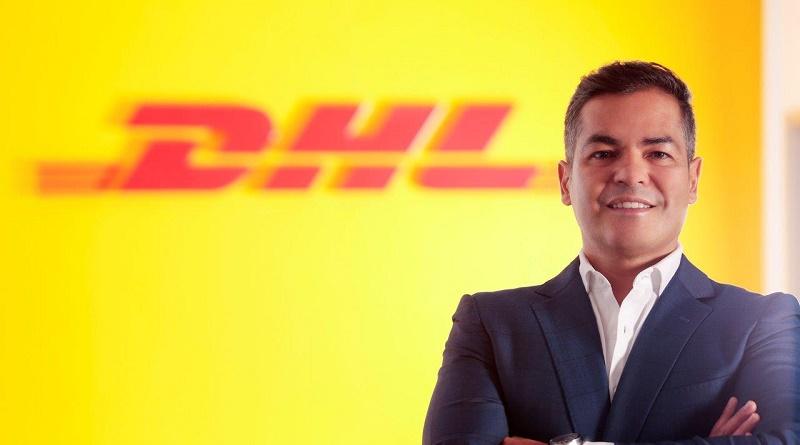 Allan Cornejo. Gerente General DHL Express